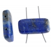 Lapis 10x20mm Double Drill 17pcs Approx